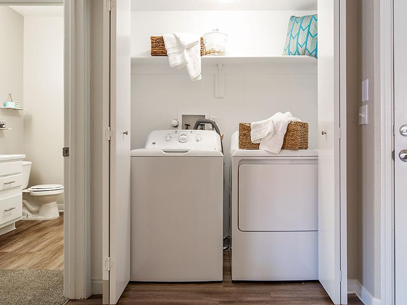 Laundry Room | San Miguel Del Bosque Apartments in Albuquerque, NM