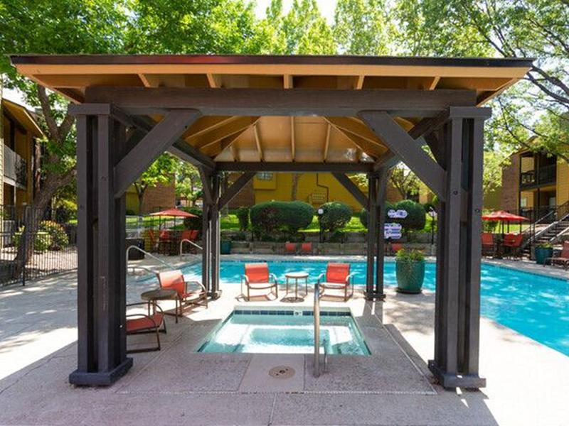 Hot Tub    Northpointe Village Apartments