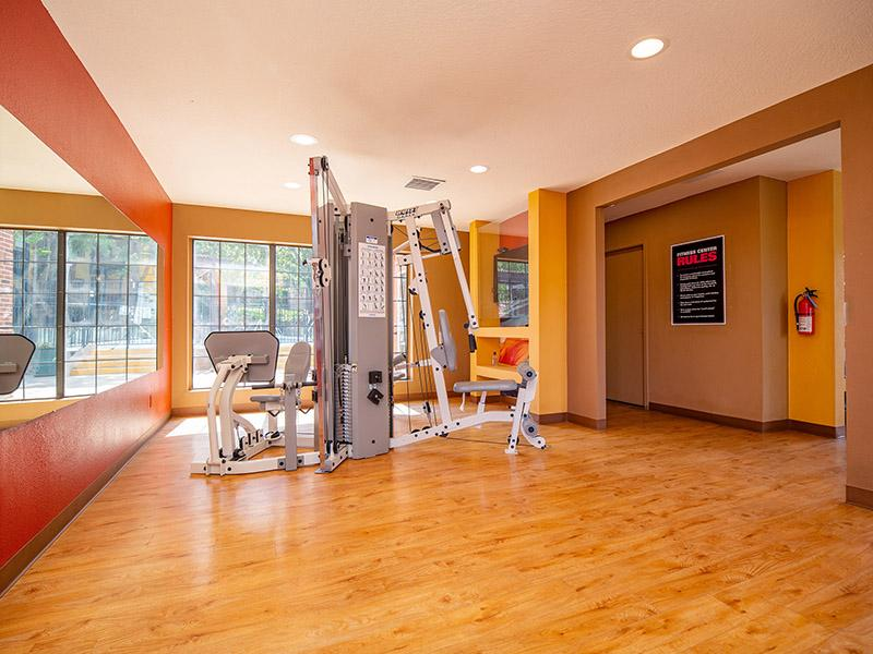 Fitness Center   Northpointe Village Apartments