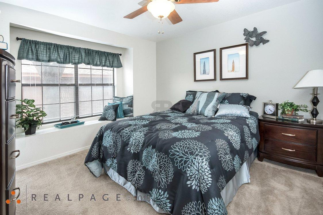 Bedroom | Northpointe Village Apartments
