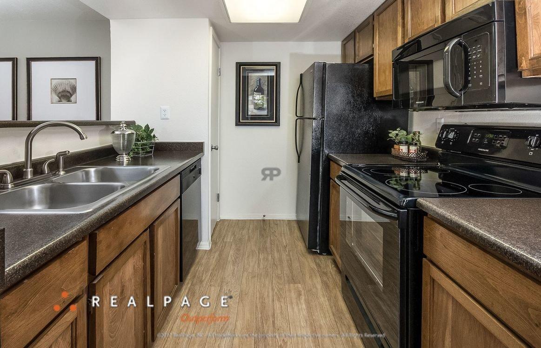 Kitchen | Northpointe Village Apartments