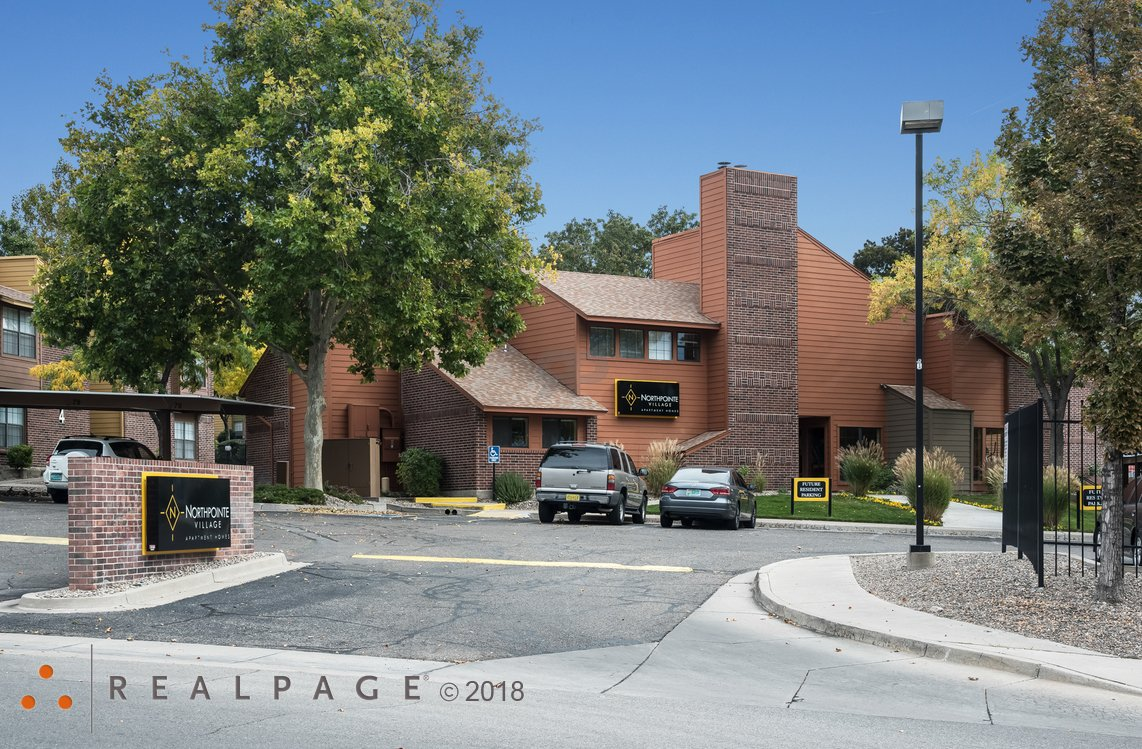Property Entrance | Northpointe Village Apartments