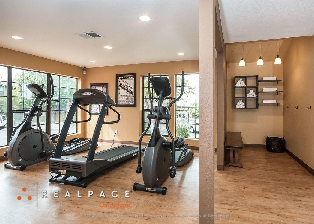 Gym | Northpointe Village Apartments
