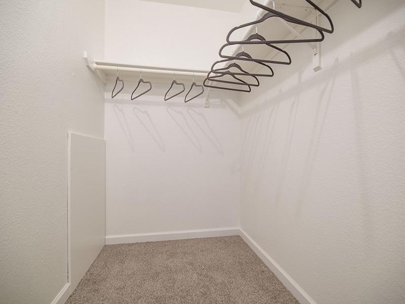 Closet | Villa Serena Apartments in Albuquerque, NM