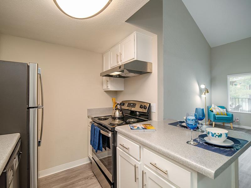 Kitchen Appliances | Villa Serena Apartments in Albuquerque, NM