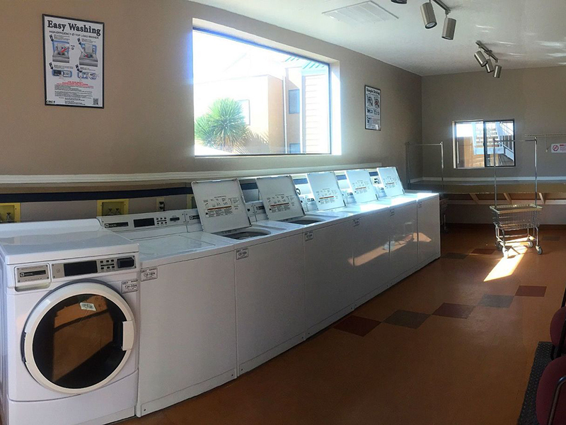 Laundry Facility | Villa Serena Apartments