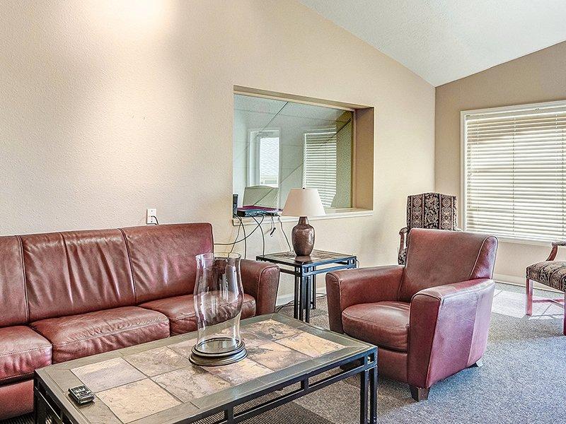 Clubhouse Interior   Dorado Heights Apartments in Albuquerque, NM