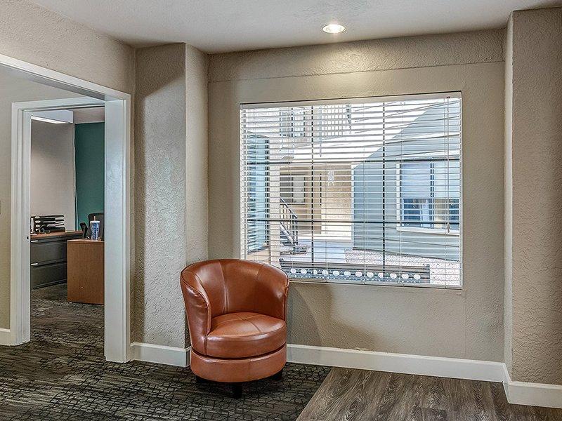 Leasing Office Entrance   Dorado Heights Apartments in Albuquerque, NM