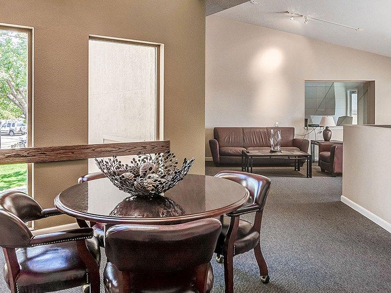 Clubhouse   Dorado Heights Apartments in Albuquerque, NM