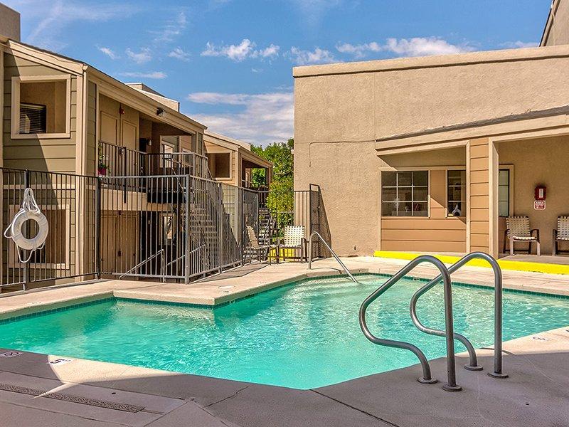 Swimming Pool   Dorado Heights Apartments in Albuquerque, NM