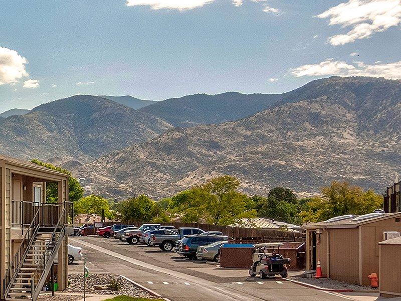 Exterior   Dorado Heights Apartments in Albuquerque, NM