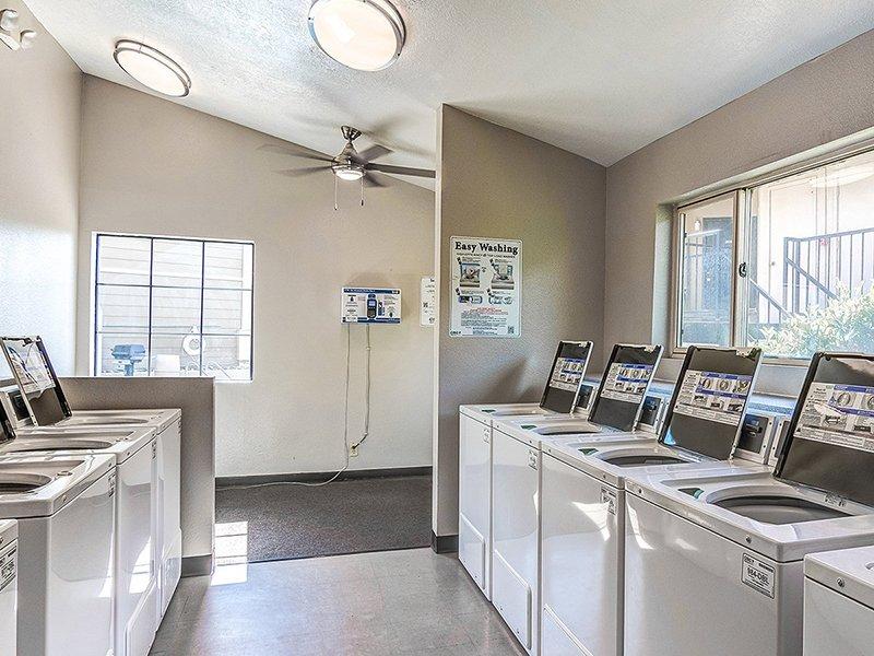 Laundry Facilities   Dorado Heights Apartments in Albuquerque, NM