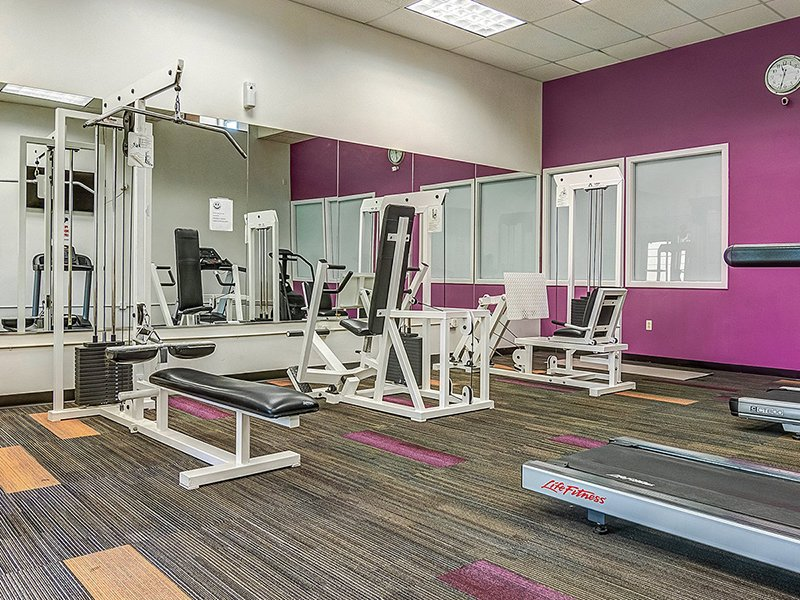 Fitness Center   Dorado Heights Apartments in Albuquerque, NM