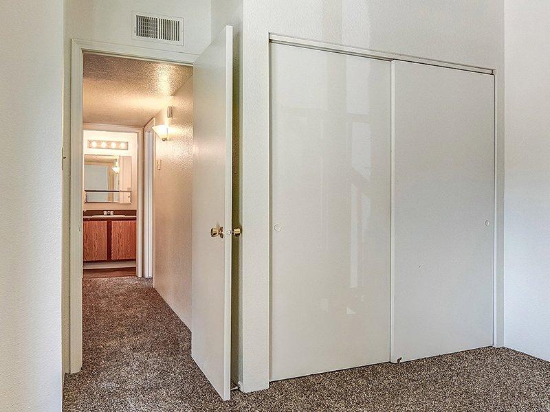 Hallway   Dorado Heights Apartments in Albuquerque, NM
