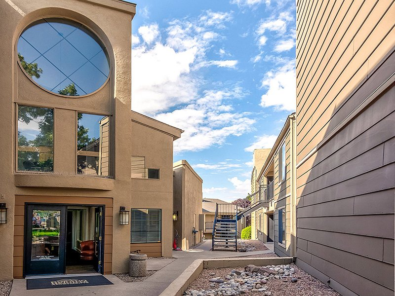 Leasing Office   Dorado Heights Apartments in Albuquerque, NM