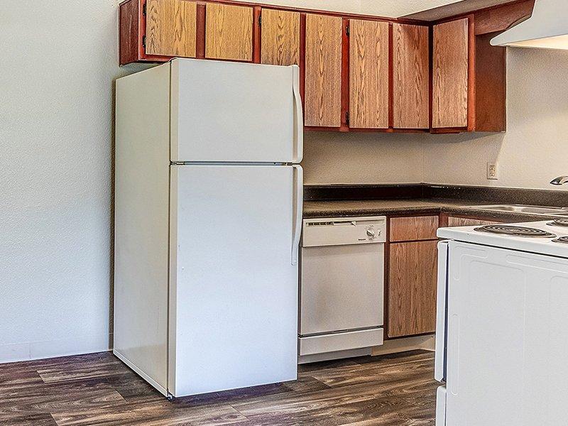 Kitchen Appliances   Dorado Heights Apartments in Albuquerque, NM