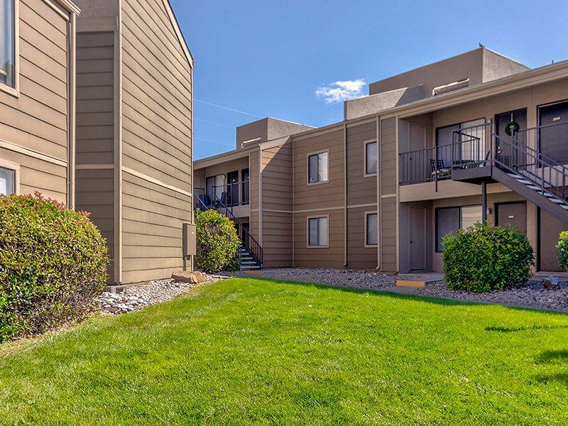 Building Exterior   Dorado Heights Apartments in Albuquerque, NM
