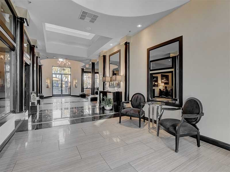 Clubhouse Interior | St Clair Apartments
