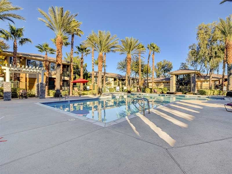 Apartments with a Pool | St Clair Apartments