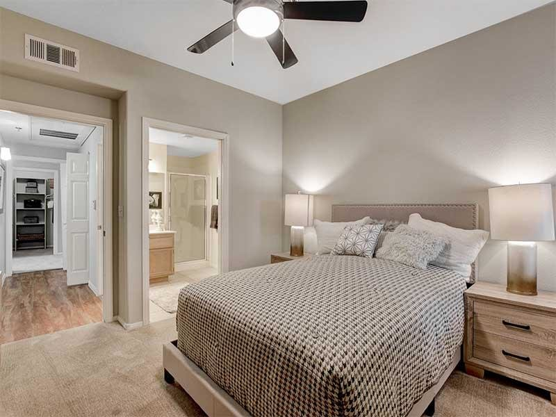 2nd Bedroom | St Clair Apartments