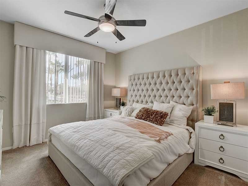 Master Bedroom | St Clair Apartments