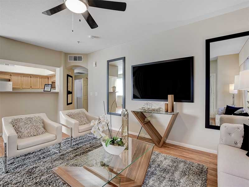 Apartment Interior | St Clair Apartments