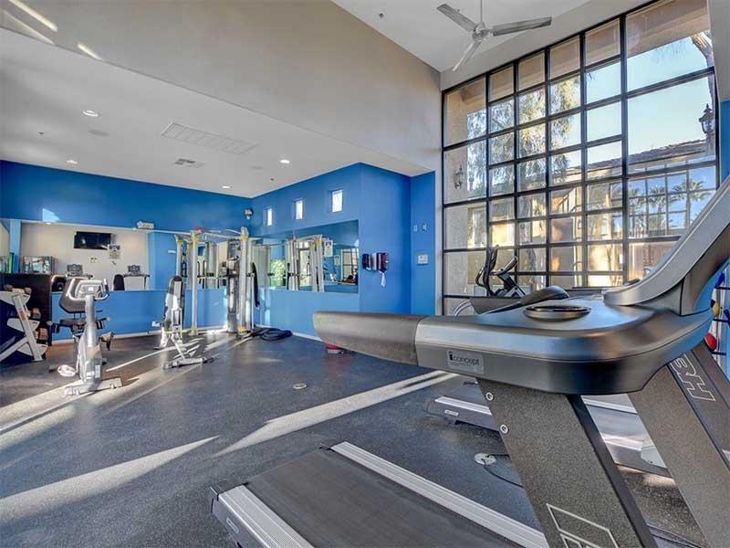 Gym | St Clair Apartments