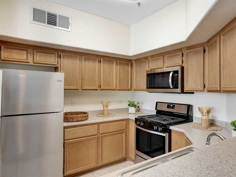 Fully Equipped Kitchen | St Clair Apartments