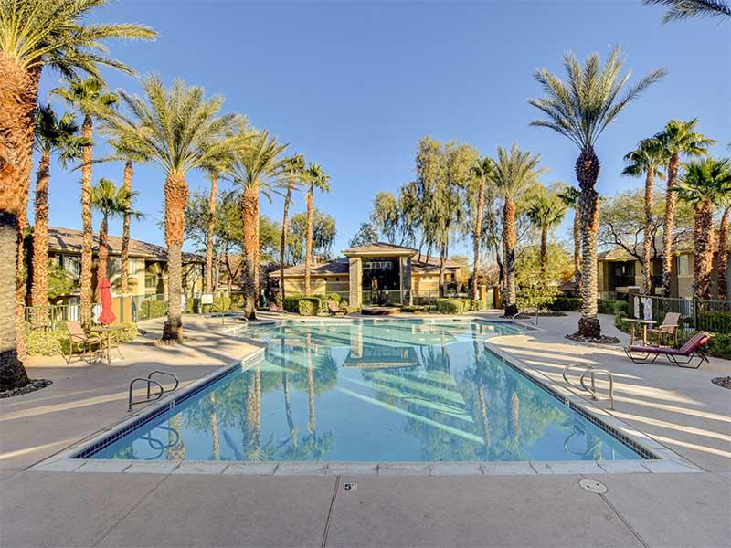 Swimming Pool | St Clair Apartments