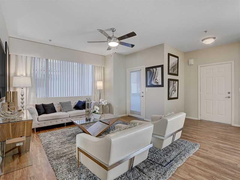 Front Room | St Clair Apartments