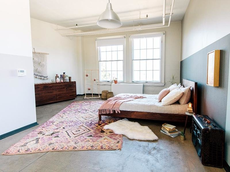 Bedroom - Studio Lofts