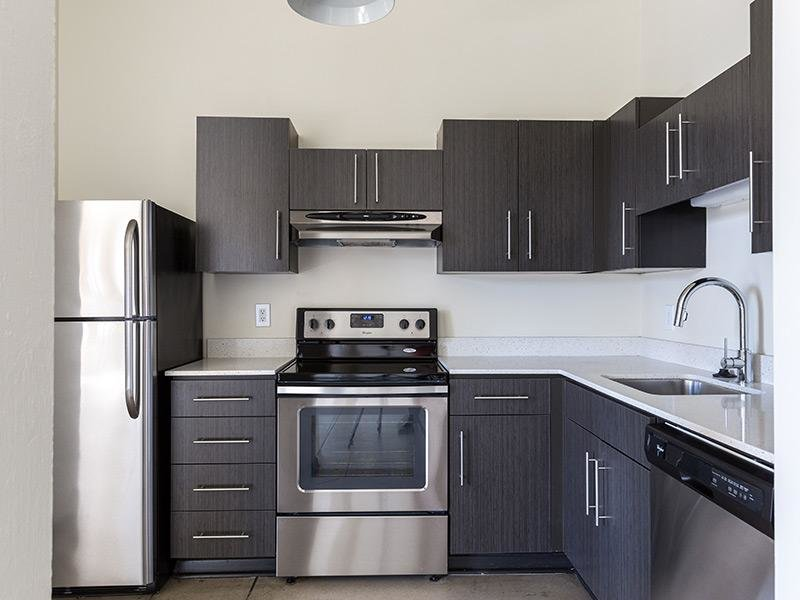 Honeyman Hardware Lofts Apartments in OR