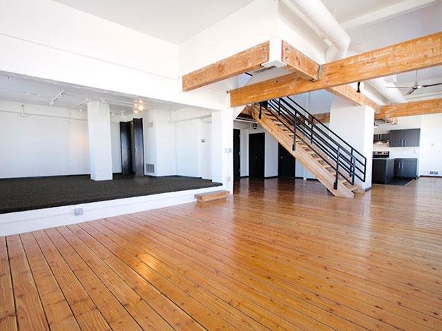 Spacious Room - Pearl District Studios