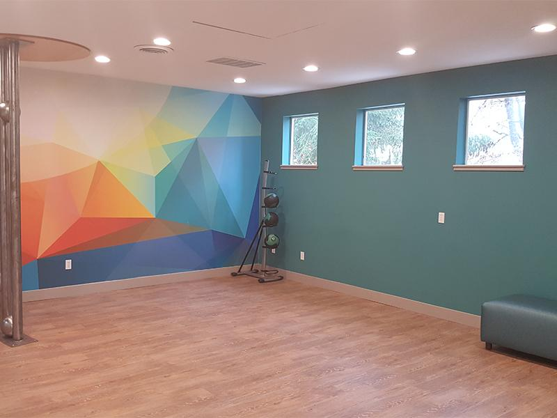 Yoga Room | Andover Park