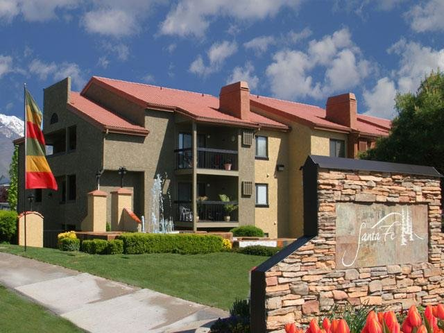 Santa Fe Apartments in Salt Lake City, Ut