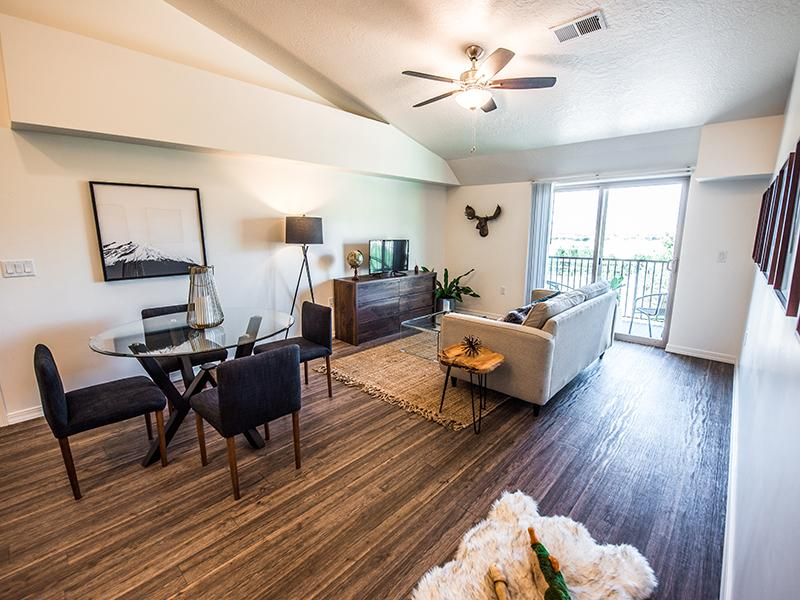 Spacious Floorplan | Wasatch Commons 84032 Apartments