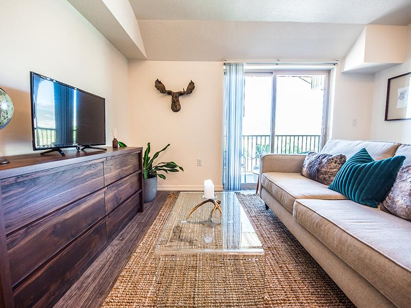 Front Room | Wasatch Commons Heber Apartments