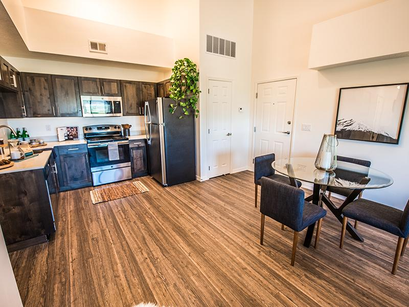 Hardwood Flooring | Wasatch Commons Apartments Near Park City