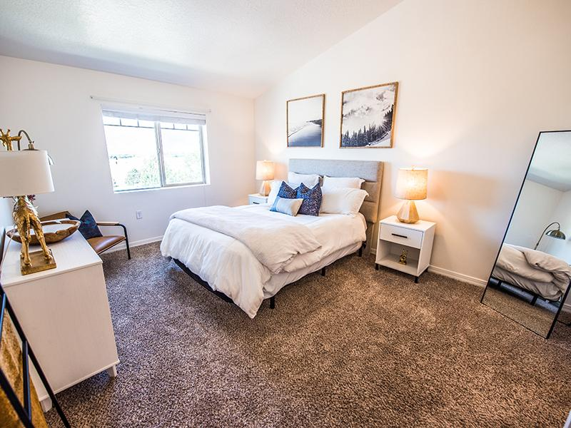 Large Bedroom | Wasatch Commons