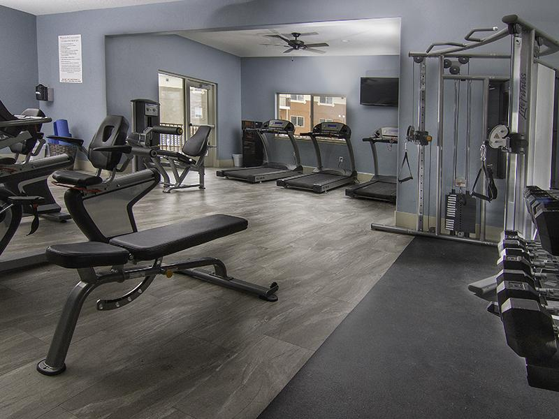 Gym - New Apartments