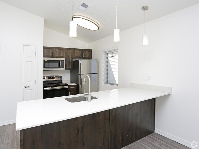 Wasatch Commons | Kitchen