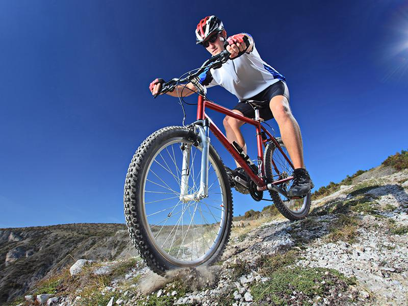 Biking Trails   Wasatch Commons Apartments in Heber, UT