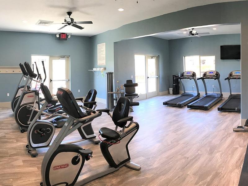 Fitness Center - Gym