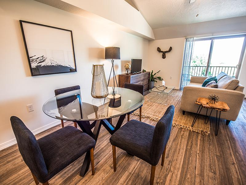 Dining Room | Wasatch Commons