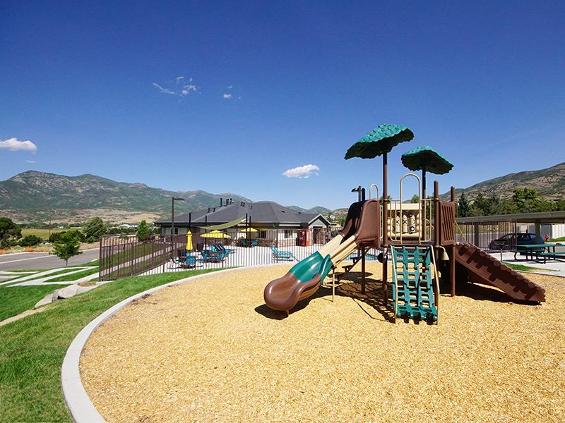 Playground - Amenities - Community