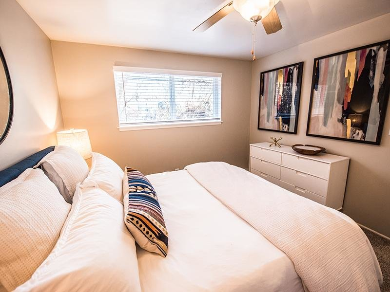 Spacious Bedrooms | Marmalade Hill