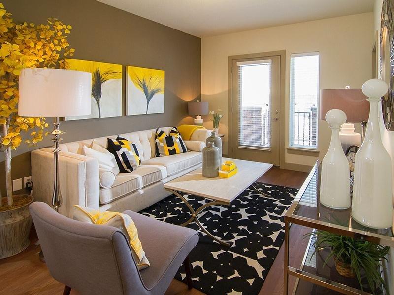 Living Room | Dry Creek at East Village in Sandy, UT