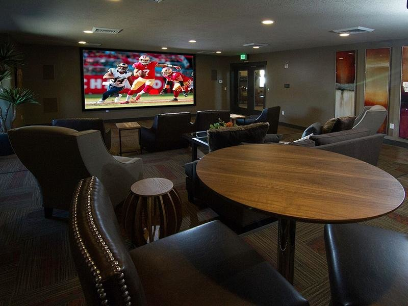 Movie Lounge  | Dry Creek at East Village