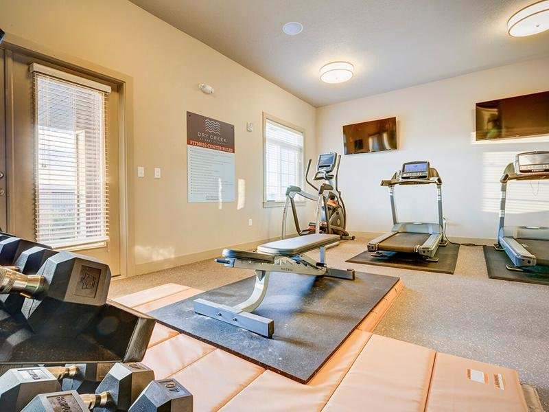 Fitness Center | Dry Creek at East Village