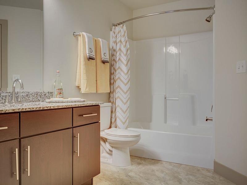 Bathroom | Dry Creek at East Village